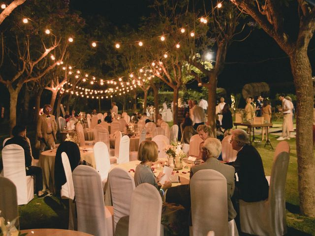 La boda de Miguel y Laura en Turis, Valencia 68