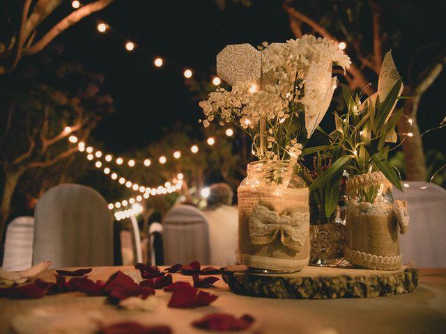La boda de Miguel y Laura en Turis, Valencia 69