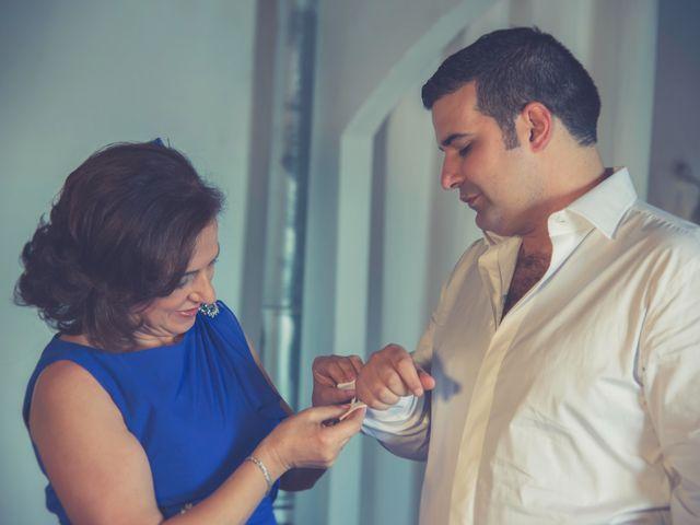 La boda de David y Diana en La Parra, Badajoz 5
