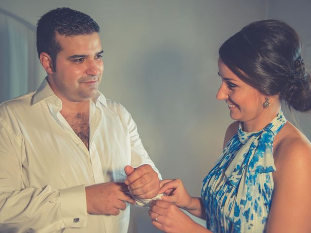 La boda de David y Diana en La Parra, Badajoz 7
