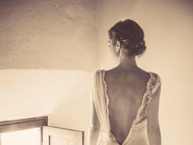 La boda de David y Diana en La Parra, Badajoz 11
