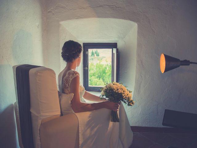 La boda de David y Diana en La Parra, Badajoz 16