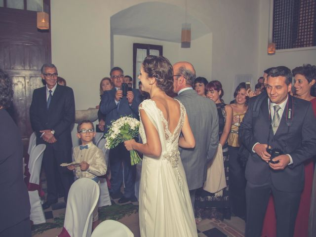 La boda de David y Diana en La Parra, Badajoz 20