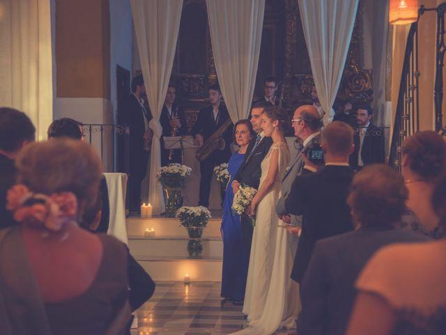 La boda de David y Diana en La Parra, Badajoz 22