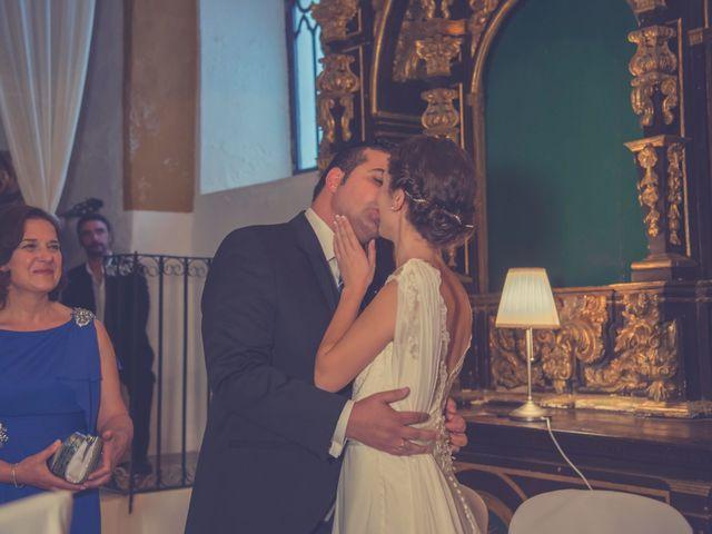 La boda de David y Diana en La Parra, Badajoz 25