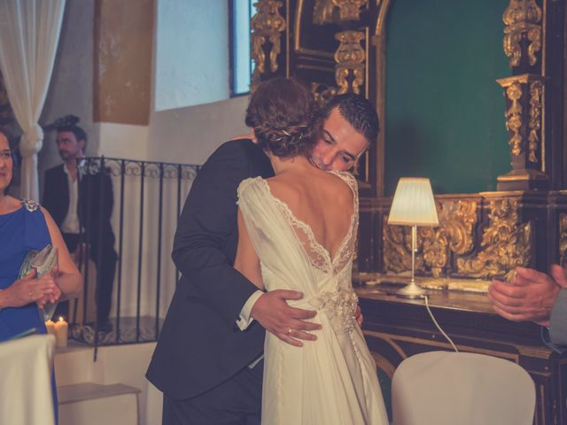 La boda de David y Diana en La Parra, Badajoz 26