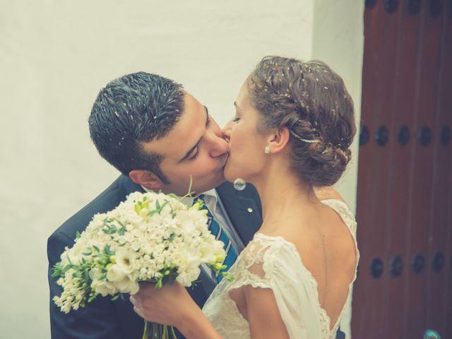 La boda de David y Diana en La Parra, Badajoz 27