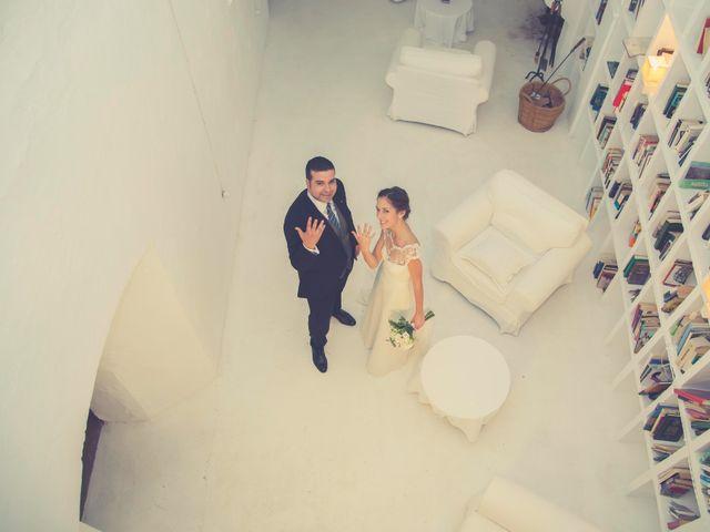La boda de David y Diana en La Parra, Badajoz 34
