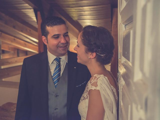 La boda de David y Diana en La Parra, Badajoz 35