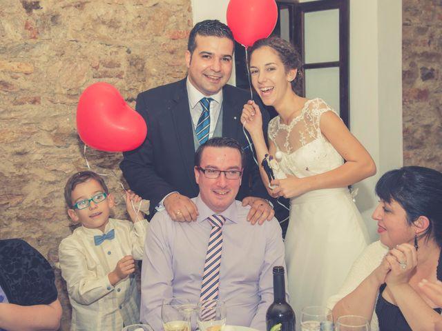 La boda de David y Diana en La Parra, Badajoz 45