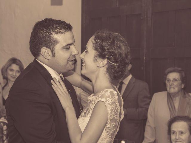 La boda de David y Diana en La Parra, Badajoz 52
