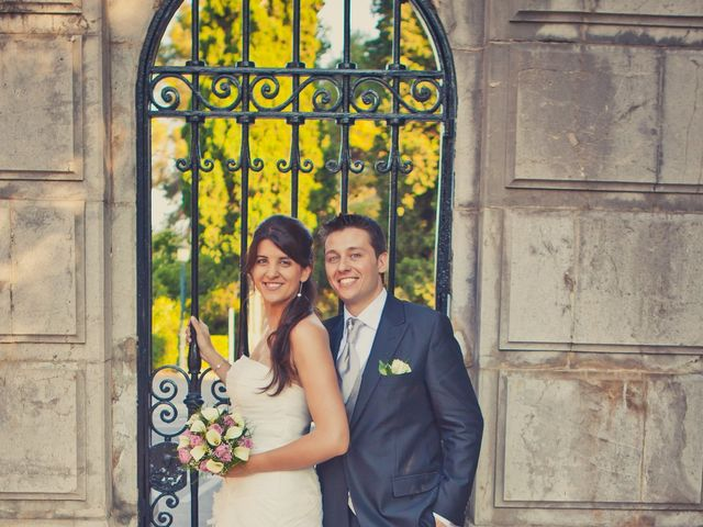 La boda de Xavier y Cristina en Sant Pere De Ribes, Barcelona 16