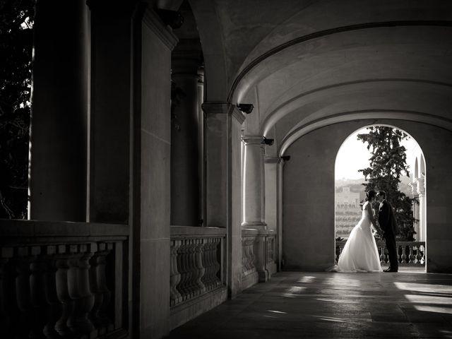 La boda de Xavier y Cristina en Sant Pere De Ribes, Barcelona 17