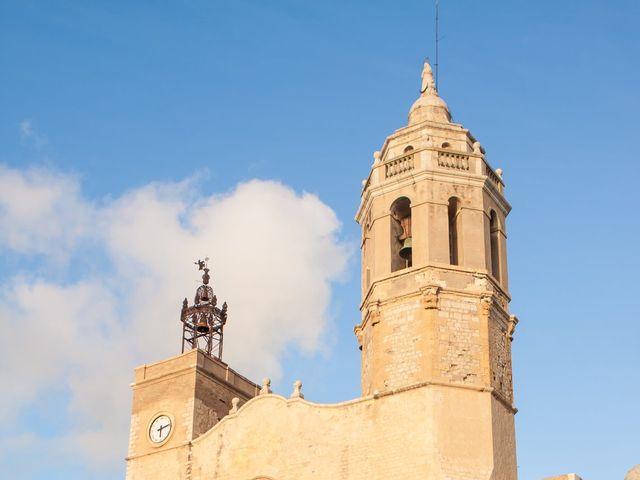 La boda de Xavier y Cristina en Sant Pere De Ribes, Barcelona 22