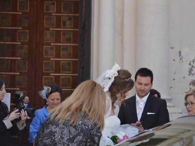 La boda de Carmelo y Gemma en Zaragoza, Zaragoza 7
