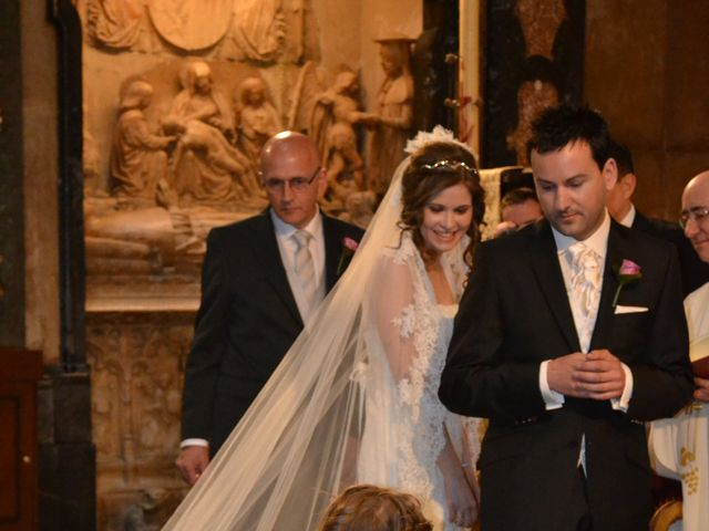 La boda de Carmelo y Gemma en Zaragoza, Zaragoza 9
