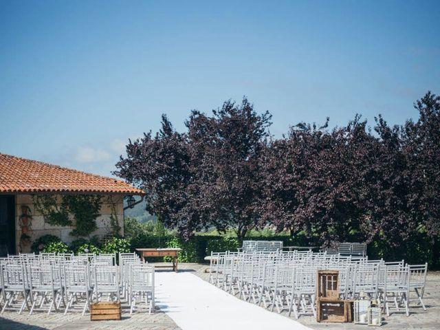 La boda de Jorge y Eli en Mosteiro (Meis), Pontevedra 1