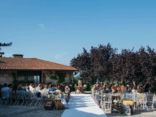 La boda de Jorge y Eli en Mosteiro (Meis), Pontevedra 12