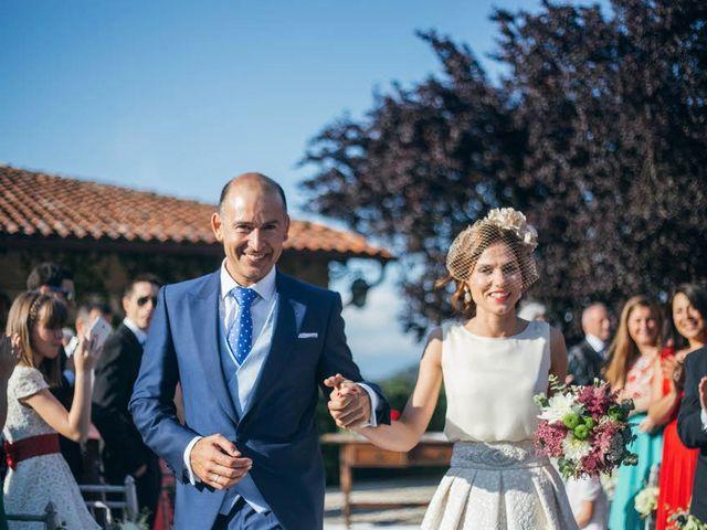 La boda de Jorge y Eli en Mosteiro (Meis), Pontevedra 15