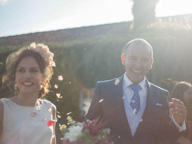 La boda de Jorge y Eli en Mosteiro (Meis), Pontevedra 16
