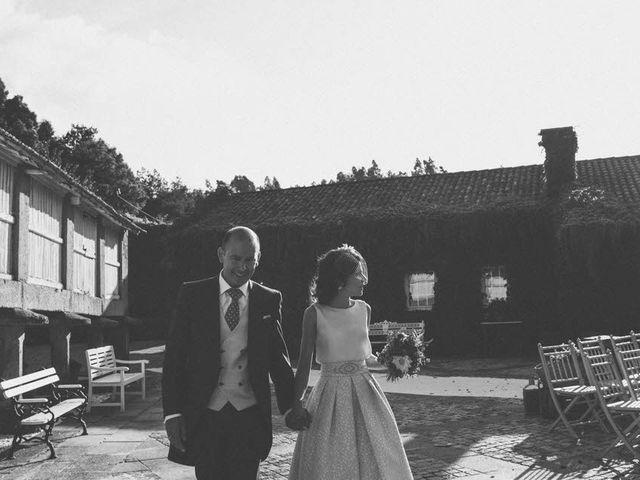 La boda de Jorge y Eli en Mosteiro (Meis), Pontevedra 19