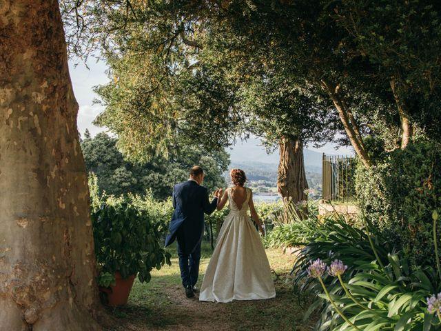 La boda de Jorge y Eli en Mosteiro (Meis), Pontevedra 28