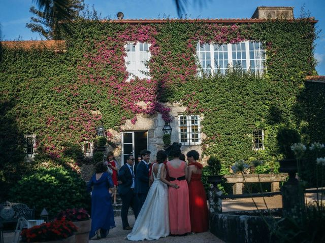 La boda de Jorge y Eli en Mosteiro (Meis), Pontevedra 37