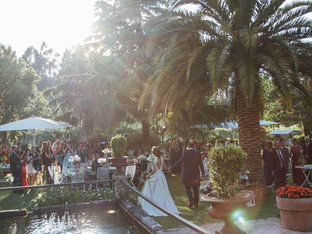 La boda de Jorge y Eli en Mosteiro (Meis), Pontevedra 38