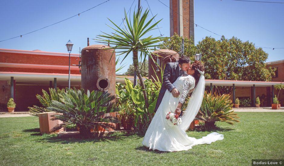 La boda de Martiza y Manuel en Pilas, Sevilla