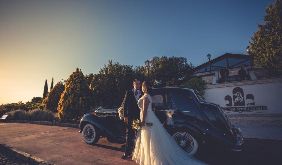 La boda de Alberto y Nerea en Villa Del Prado, Madrid
