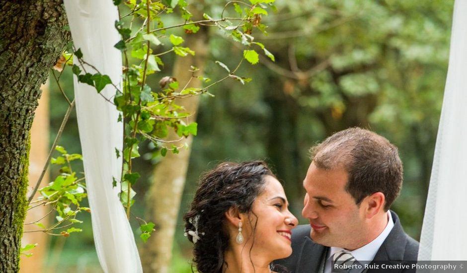La boda de Rúben y Virgina en Escalante, Cantabria