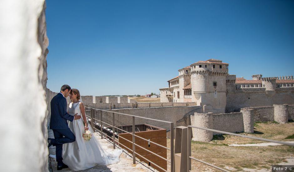 La boda de David y Coral en Cuellar, Segovia