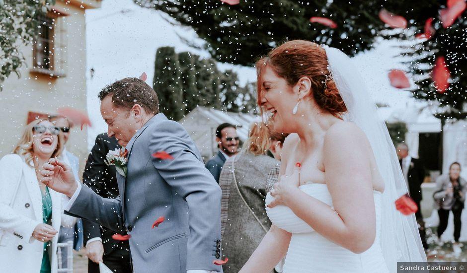 La boda de Manolo y Silvia en Archidona, Málaga