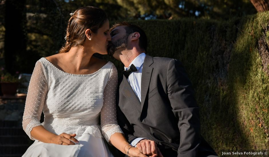 La boda de Jose y Alba en Premia De Dalt, Barcelona