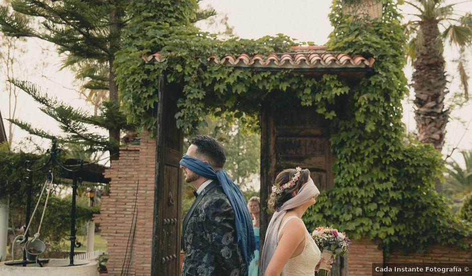 La boda de Miguel y Laura en Turis, Valencia