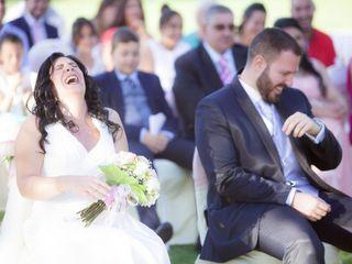 La boda de Monia y Rubén