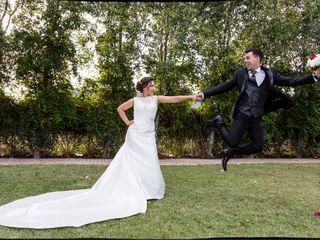 La boda de Nines y Israel 1