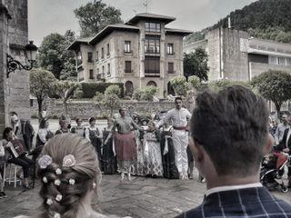 La boda de Andrea y Paul 1
