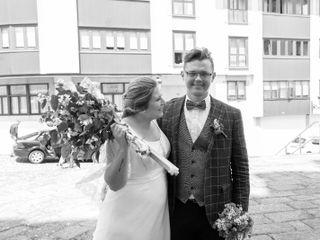 La boda de Andrea y Paul