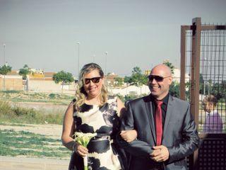 La boda de Sylvia y Jesús
