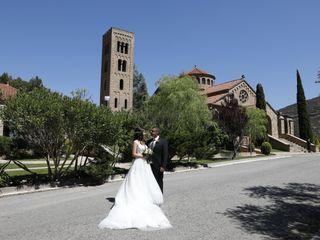 La boda de Núria y Iván