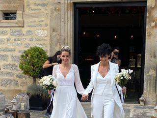 La boda de Leire  y María  3