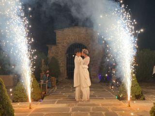 La boda de Leire  y María