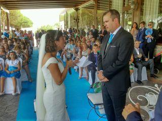 La boda de Carolina y Sete 3