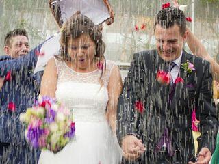 La boda de Marta y Santos 3