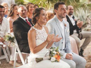 La boda de Isa y Jack