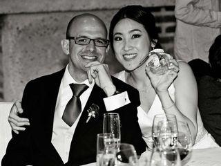La boda de Key y Joaquin