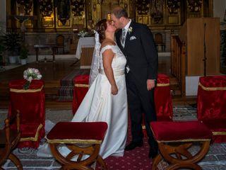 La boda de Julia y David