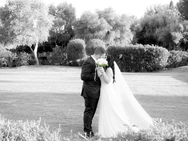 La boda de Rubén y Monia en Palma De Mallorca, Islas Baleares 2