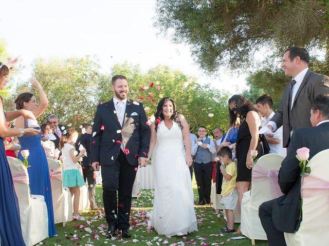 La boda de Rubén y Monia en Palma De Mallorca, Islas Baleares 9